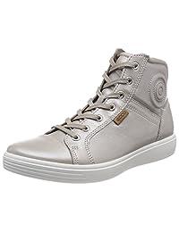 ECCO 女士 S7 青少年高幫運動鞋