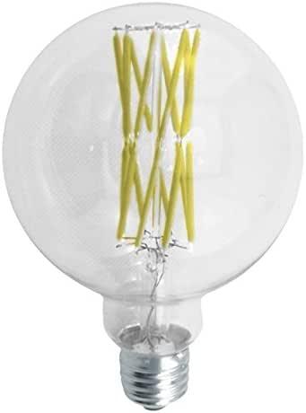 LAES 地球仪 LED 灯泡 E27,10 瓦,95 x 138 毫米