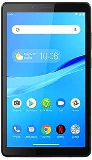 Lenovo 联想 Tab M7 7英寸高清平板电脑 – (四核1.3GHz,1GB RAM,16GB eMMC,Android Pie)– 铁灰色