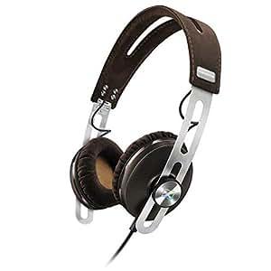 Sennheiser 森海塞尔 MOMENTUM On-Ear i 小馒头2代 头戴式贴耳高保真立体声耳机 苹果版 棕色