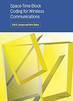 """""""Space-Time Block Coding for Wireless Communications (English Edition)"""",作者:[Erik G. Larsson, Petre Stoica]"""