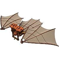elenco leonardo da vinci great kite 木材