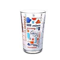 DURALEX 多莱斯 多刻度烘焙量杯560ml 5005A法国进口