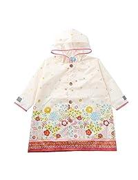 库卡希普 儿童用 带反射标识 带书包的雨衣 DAIKIKIDS/粉色 90cm 83210