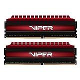 Patriot Memory Viper 4 系列 DDR4 32GB (2 x 16GB) 3200MHz (PC4-25600) 双模块套件 - PV432G320C6K