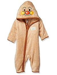 Anpanman 棉花糖荷叶边连体衣 EA4474、面包超人 儿童