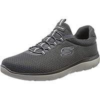 Skechers 斯凯奇 SPORT 系列 男 橡筋一脚蹬休闲运动鞋 52811