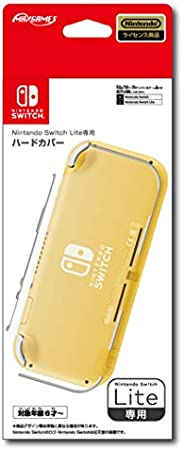 Nintendo 任天堂 Switch Lite*硬壳透明