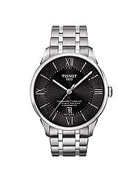 TISSOT 天梭 瑞士品牌 杜鲁尔系列机械男表 自动机械男士手表 T099.408.11.058.00