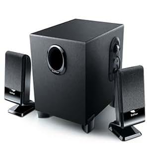 Edifier 漫步者 R101V 音箱 电脑音箱 音响 低音炮2.1木质音箱