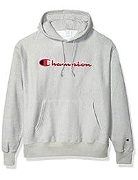 Champion LIFE 男士 Reverse Weave套头卫衣