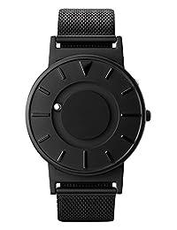 欢乐颂同款 EONE 恒圆 美国品牌 尊贵系列 石英男女适用手表 触摸时间 BR-BLK(亚马逊自营商品, 由供应商配送)