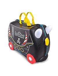 英国 Trunki 骑坐式小型行李箱-海盗船 TR0312-GB01