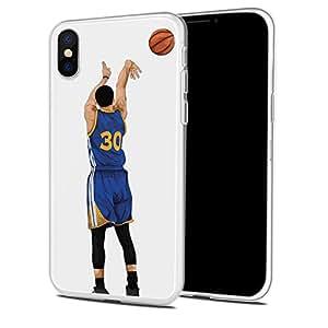 Bap Store 篮球硅胶保护透明薄壳兼容 iPhone 7 Plus/iPhone 8 Plus 07