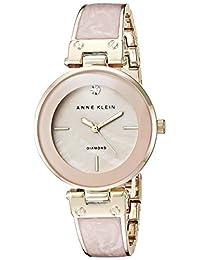 Anne Klein AK-2512LPGBAK/2512LPGB analog 合金 粉色 AK/2512LPGB watches