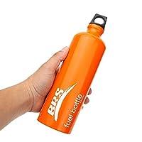 Huenco 液体燃料瓶 摩托车 应急汽油 柴油 煤气罐 露营 油罐 0.53L 升 0.75L 升 1L