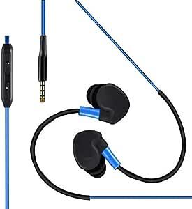 Shot Case 300274 运动耳机 适用于三星 Galaxy S6 Edge 蓝色