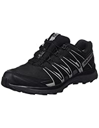 Salomon 萨洛蒙 男 越野跑鞋 XA LITE GTX® Black/Quiet Shade/Monument L39331200