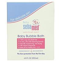 Sebamed 宝宝泡泡浴 6.8 液体盎司 - 适合宝宝敏感肌肤 - * - Psoriasis