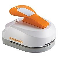 Fiskars 3 合 1 标签机 - 简单 - 白色/橙色