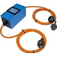 AS - Schwabe 61742 混音电计 230 V 中压计,1.5 m BQ Line 2 x,V,蓝色