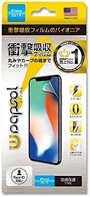 Wrapsol 拉普索尔 吸收冲击膜A016-IPXFT 液晶保護 iPhone XS/X 透明