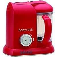 BEABA - 婴儿食品处理器 红色 912422