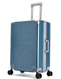 【金属框品质,30天无理由退换货】JamayZeyliner 佳美吉利亚 磨砂面铝框箱出国旅行箱拉杆箱登机箱托运箱TSA海关锁万向静音轮5006