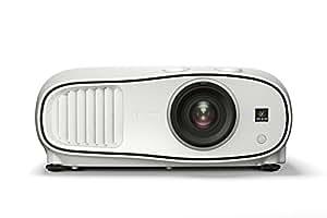 EPSON 爱普生 EH-TW6700 家庭影院/游戏投影机(Full HD, 1080p, 3D, 1920 x 1080 LCD, 3000 Lumens) - 白色