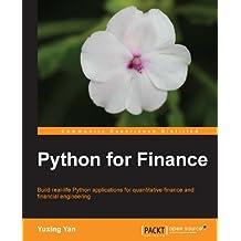 Python for Finance (English Edition)