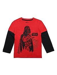 星球大战男孩款帝国武士长袖上衣