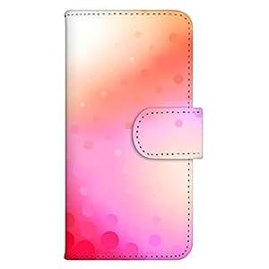 智能手机壳 手册式 对应全部机型 印刷手册 wn-477top 套 手册 霓虹效果 UV印刷 壳WN-PR061429-MX AQUOS Xx2 502SH B款