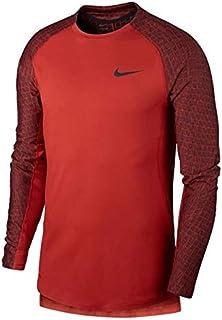 Nike 男式 M Np 上衣 Ls 实用长袖长袖 T 恤