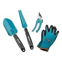Gardena 嘉丁拿 8965-30 基本设备手动工具,蓝*,17.0 x 11.2 x 41.0厘米