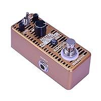 Koogo 吉他数字延时踏板 纯回声踏板 电吉他手适用 模拟延时效果器PRE-1