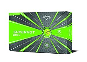 Callaway Superhot 2018 高尔夫球(15 个球包,*)