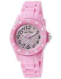 [CACTUS]CACTUS 儿童手表 心形 金银 CAC-91-L05 女孩 【正规进口商品】