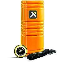 TriggerPoint 性能移动套件,带 GRID 泡沫滚轮、MB1 按摩球和 GRID 带