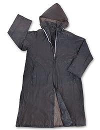 Stansport 男式乙烯基带兜帽雨衣