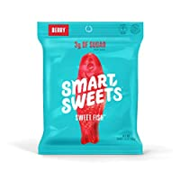 SmartSweets 甜魚 1.8 Ounce (Pack of 12)