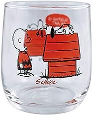 大西贤制贩卖 PEANUTS GLASS 红色 PE-600