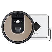 iRobot 艾罗伯特 Roomba 961 + Braava 381 扫地擦地机器人组合套装 吸尘器(评价送价值399元配件虚拟墙,邮件至amazon@covinda.com领取赠品)