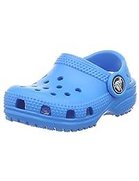 Crocs Unisex Kids' Classic K Ocean Clogs
