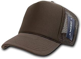 DECKY Solid Trucker Cap