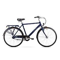 Romet ORION 7S 城市自行车 26 英寸 城市自行车 自行车 城市自行车 巡洋舰 荷兰自行车 Shimano 7 走廊铝框