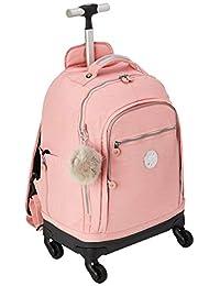 Kipling BTS School Backpack, 50 cm, 29 liters, Pink (Bridal Rose)