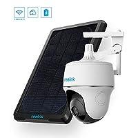 无线平移倾斜太阳能WiFi*摄像机系统Argus PT+sp  白色