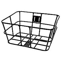 NOGUCHI 自行车 篮球 [大型钢丝篮] 黑色 前筐 CK-79