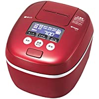 タイガー 炊飯器 圧力IH式 極うま機能 炊きたて5.5合炊き カーマインレッド JPC-A101-RC 需配变压器