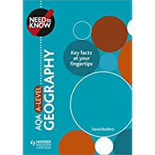 Need to Know: AQA A-level Geography (English Edition)